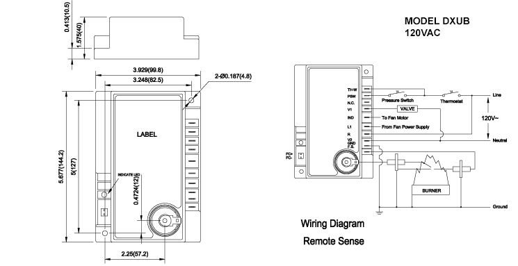 120vac relay wiring diagram